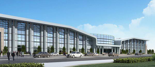 青海国际会展中心