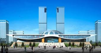 内蒙古国际会展中心