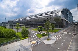 广州国际会展中心(琶洲展馆)