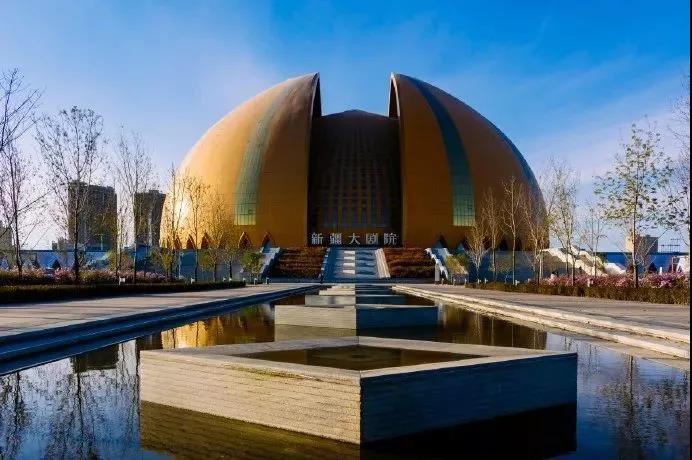 新疆建博会|新疆七大建筑,造型独特都是颜值担当!