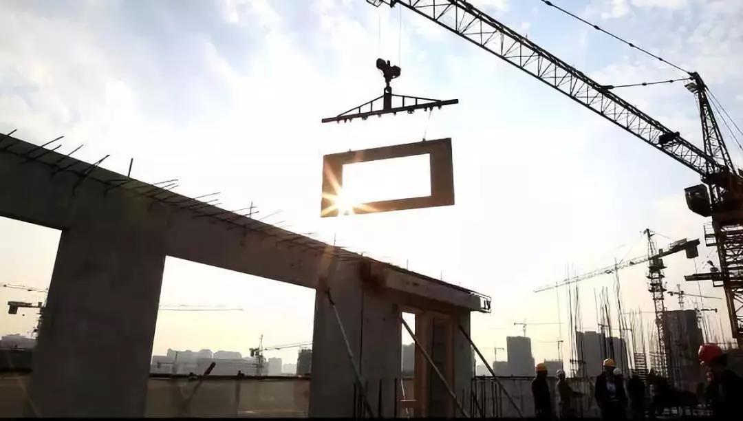 新疆建筑展|装配式建筑火了!给大家展示装配式结构住宅施工