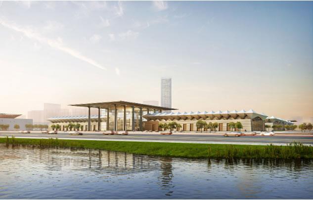 西安国际展览中心(丝路)
