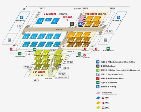 8.11-13开展 | 2020第10届亚太地坪展,参观/展路线新鲜出炉!