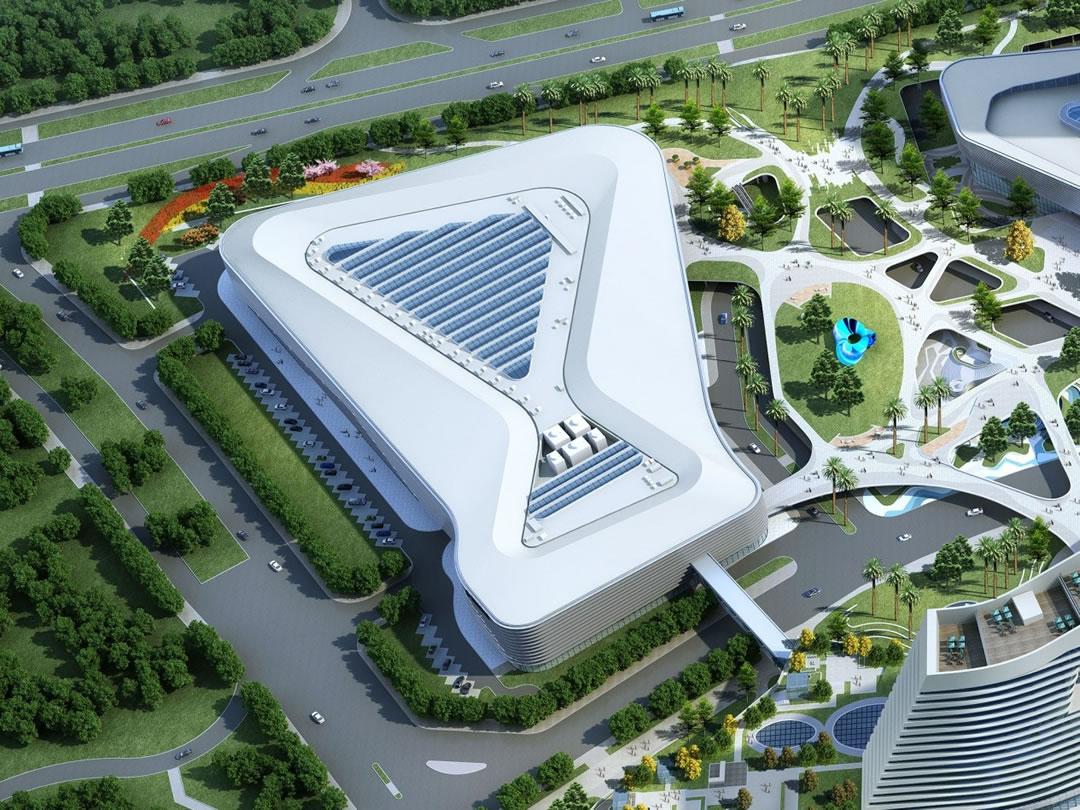 厦门佰翔国际会展中心